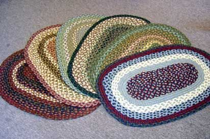 Different Types of Rugs and Carpets