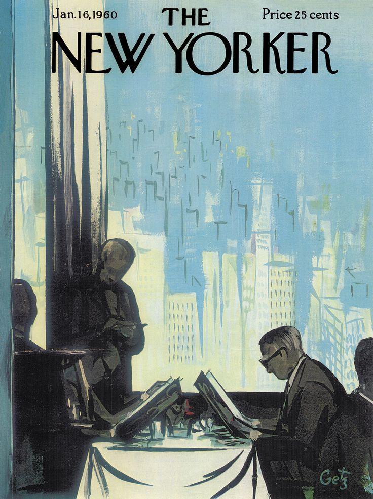 「new yorker magazine 1960」の画像検索結果