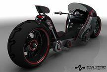 Moto batman