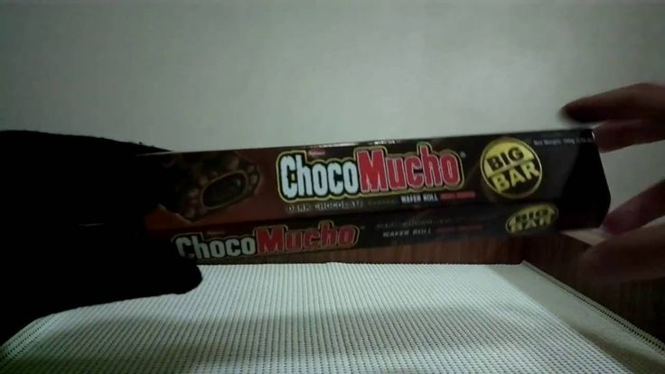 Bought this Choco Mucho big bar from ABC Bargain Centre for $1. It is made of dark chocolate, caramel wafer roll with cereal crispies. https://www.youtube.com/watch?v=5bbsMB6hKtk