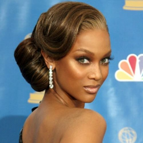 Tyra Banks Updo: 25+ Best Ideas About Tyra Banks Fat On Pinterest