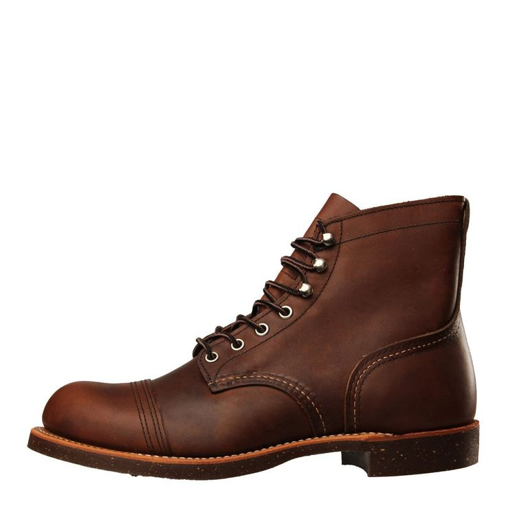 Red Wing Iron Ranger | Boots 8111 Amber Harness | Aphrodite