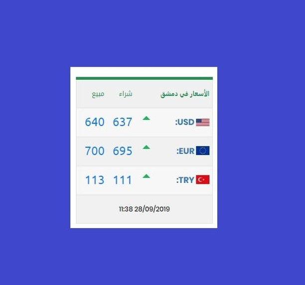 سعر صرف الدولار اليوم السبت و الدولار نار Screenshots Desktop Desktop Screenshot