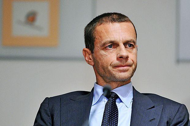 Aleksander Ceferin, presiden anyar UEFA