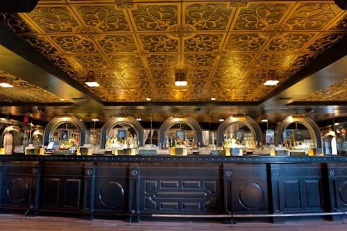 Greystone Manor Supperclub, LA - liking the ceiling finish