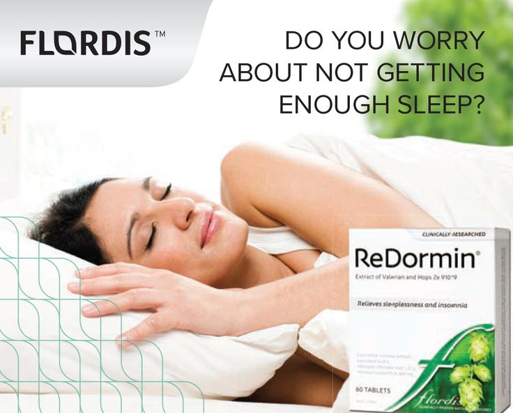 FLORDIS ReDormin  Do you worry about not getting enough sleep? Clinically proven ReDormin will help you to sleep soundly and wake up feeling refreshed!  www.flordis.co.za