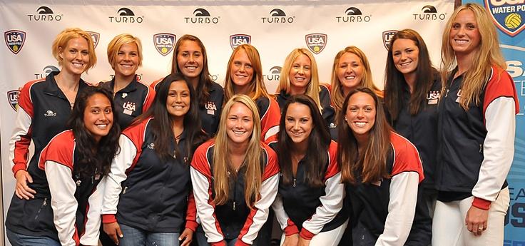 Team USA - Women's Water Polo 2012