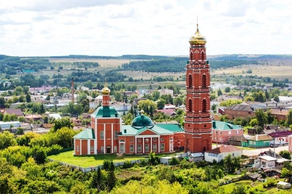 Болхов - мой город!: Георгиевская церковь