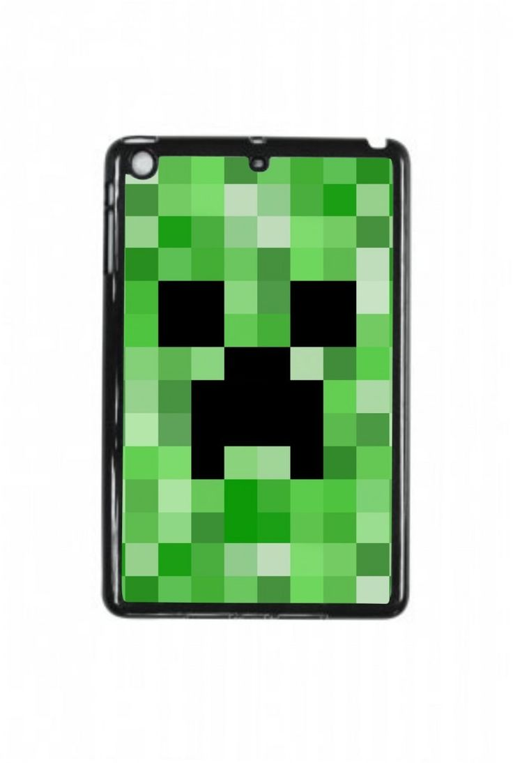 Minecraft Creeper - iPad Mini Case | Iphone | Pinterest | Creepers, iPad mini cases and I want