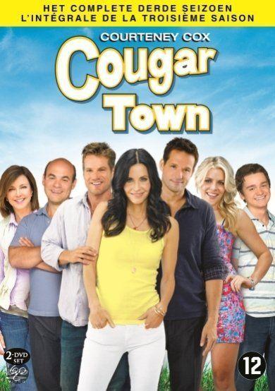 Cougar Town - dvd - Seizoen 3