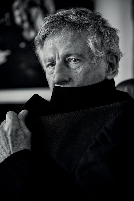 Roman Polanski, by Robert Wolanski