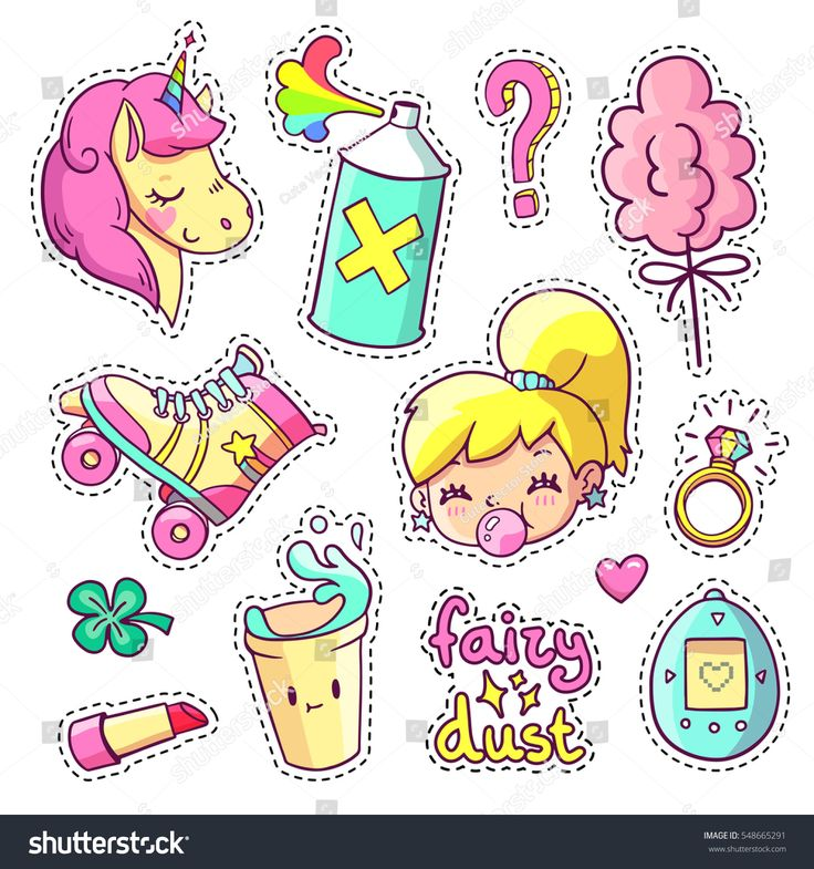 stock-vector-cool-stickers-set-in-s-s-pop-art-comic-style-patch-badges-and-pins-with-cartoon-characters-548665291.jpg 1,500×1,600 pixeles
