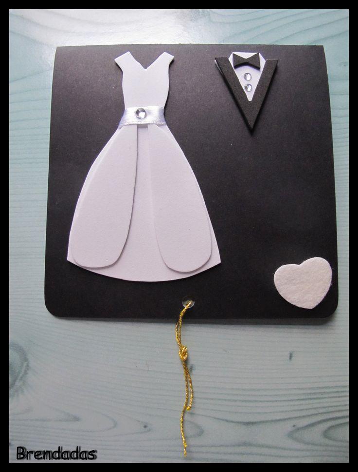 30 best images about invitaciones tarjetas sobres on - Tarjeta de boda ...