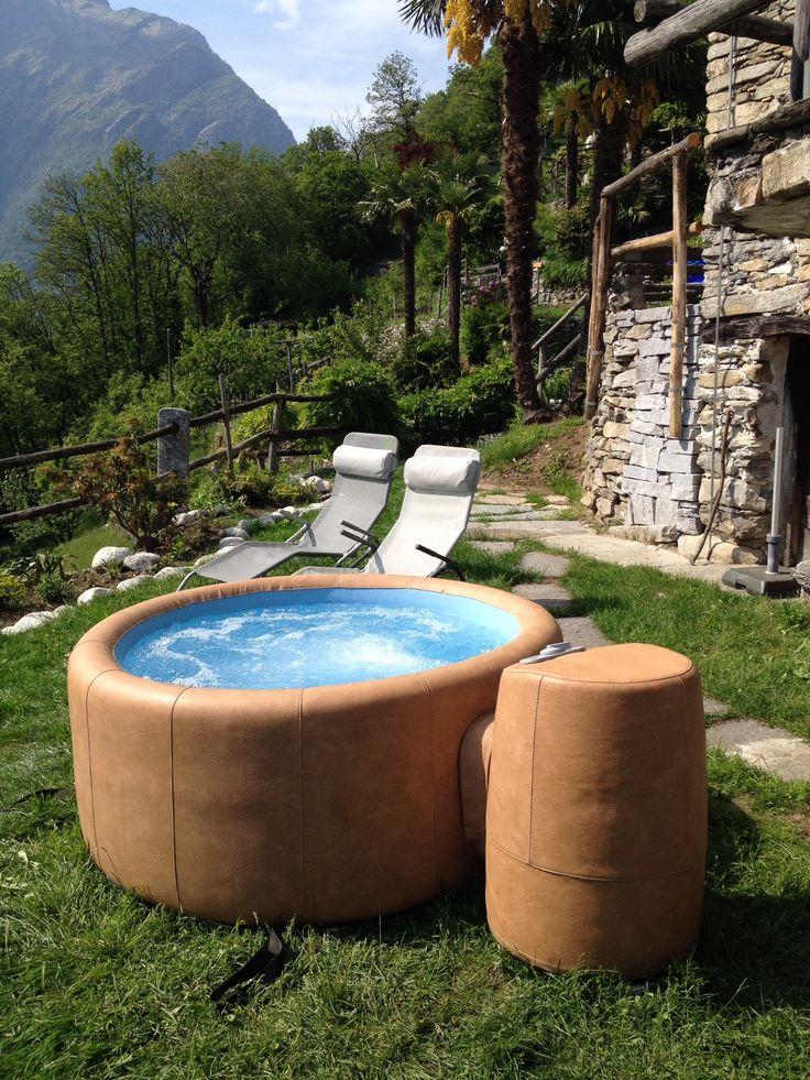17 best images about garten pool softub on pinterest. Black Bedroom Furniture Sets. Home Design Ideas