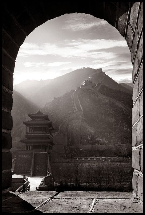 The Great Wall of China, Beijing.