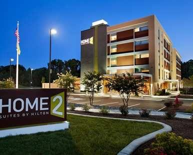 Home2 Suites by Hilton Nashville-Airport, TN - Hotel Exterior