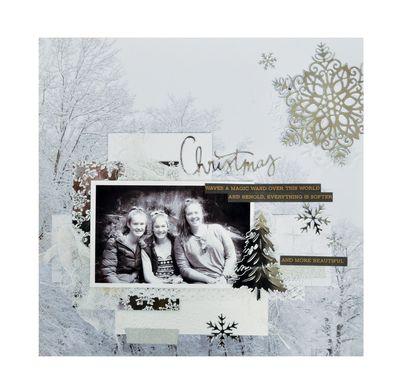 Glisten - Christmas Waves a Magic Wand
