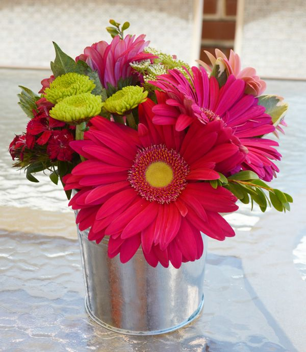 17 Best Images About Simple Flower Arrangement On