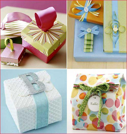 101 Упаковка Подарков Своими Руками