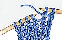 Punomo - käsityö verkossa - Neulonta - OIKEAKÄTINEN - SILMUKOIDEN PÄÄTTÄMINEN