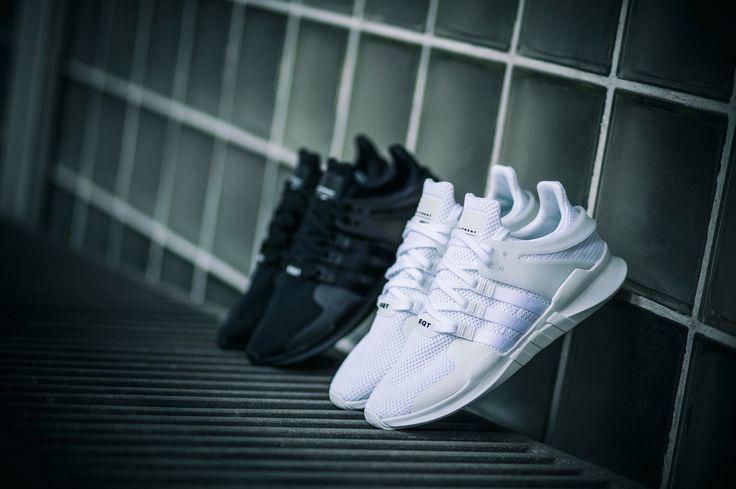 """adidas Equipment Support ADV """"Triple White"""" & """"Triple Black""""  🔛chmielna20.pl #WS2 #receptanabuty #adidas #adidasoriginals #equipment #adv #warsaw"""