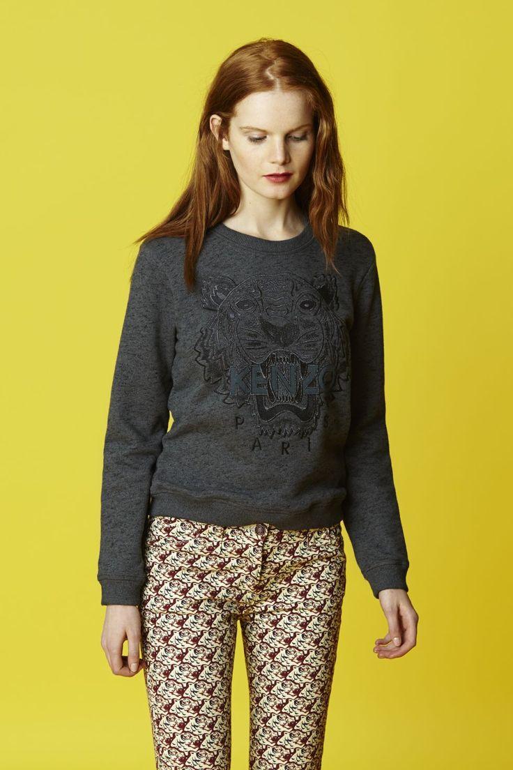 Just in: Kenzo Tiger Sweatshirt