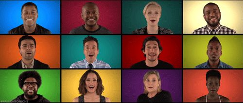 Jimmy Fallon Singing a Star Wars Medley With the Cast Is the Best Way to Start the Day
