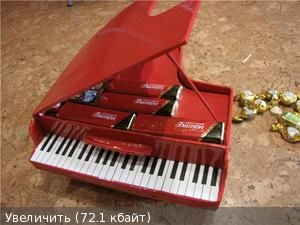 Sweet Piano - Bildanleitung - step by step Picture tutorial - scroll far down