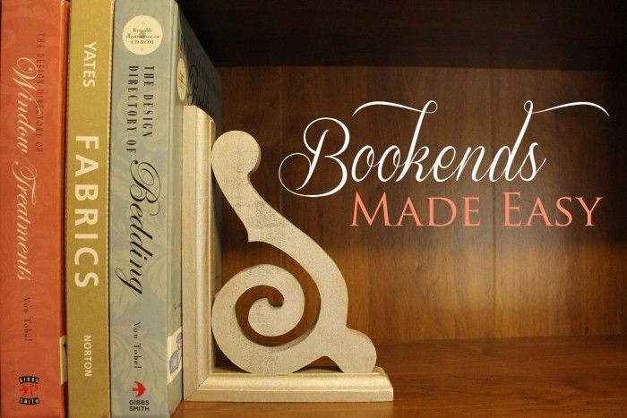 Bookends Made Easy | Brass & Whatnots