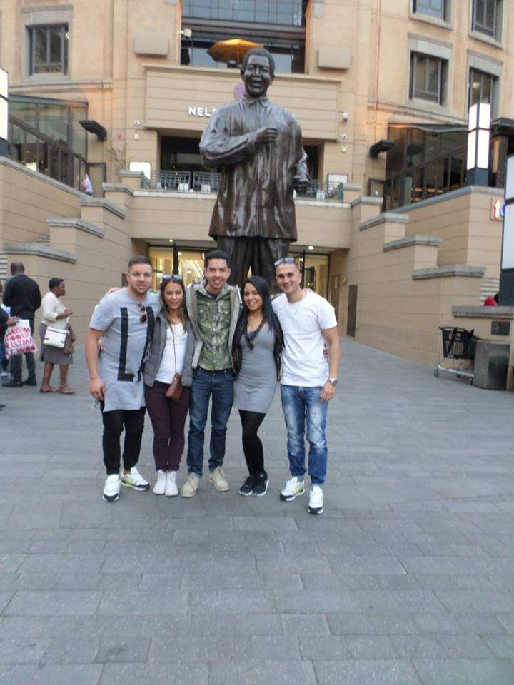 Cape Townians touring Jozi