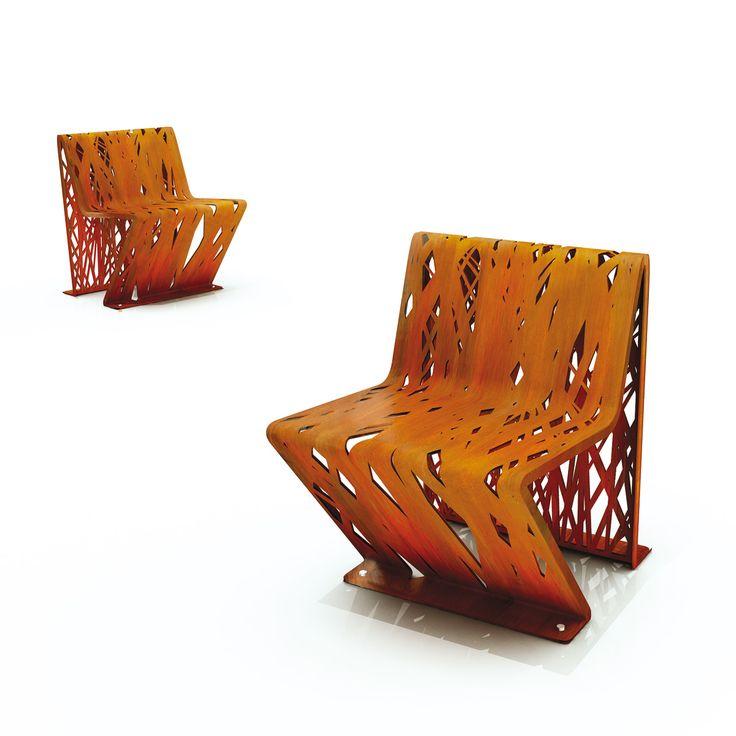 Crossed | LAB23 - Street Furniture