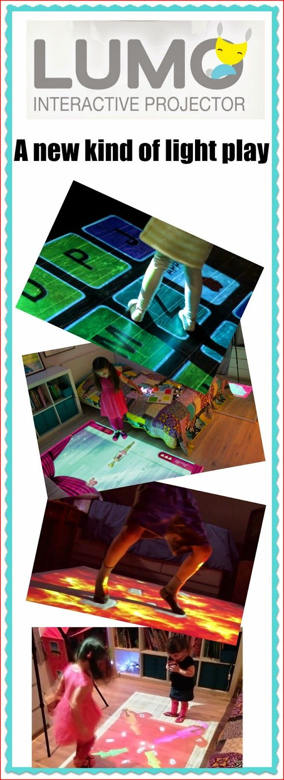 Child craft light table - Meet Lumo The Next Toy You Want For Your Kids Overhead Projectorlight Tablesuper