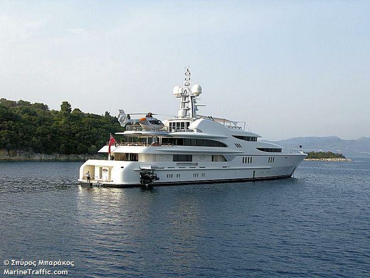 haradiatika lefkada: Τα mega yachts που θα αράξουν στο Σκορπιό.