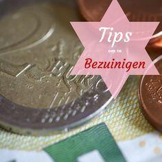 tips om geld te besparen via mindbodylife.nl