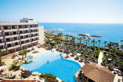 Atlantica Golden Beach Hotel, Paphos, Cyprus West, Cyprus - http://www.robinhoodflights.co.uk/destinations/paphos