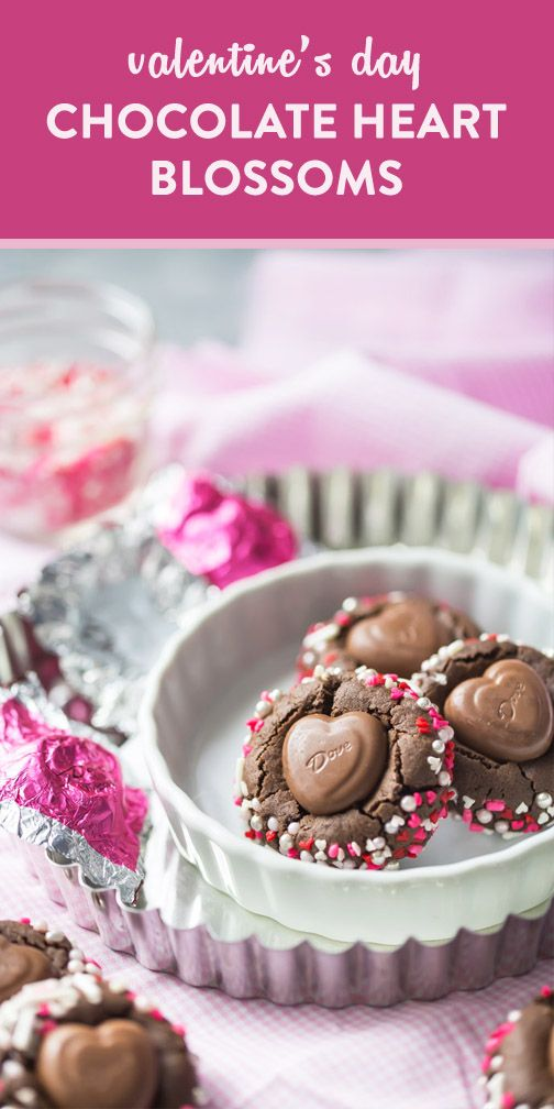 Mark this celebratory holiday with heartfelt messages, thoughtful gifts, and special treats for all your loved ones with help from DOVE® Milk Chocolate Promises and American Greetings card! Your kids, teachers, co-workers—you name it, this recipe for Valentine's Day Chocolate Heart Blossoms will be a hit! Plus, you'll love that you can find everything you need to give such a thoughtful present at Walmart.