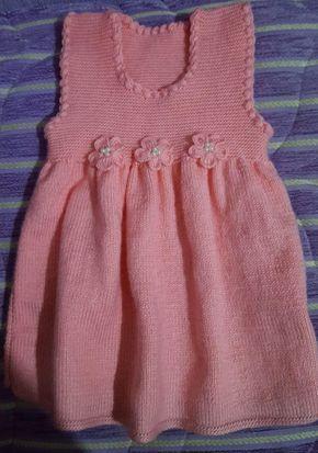 Yakadan Başlama Küçük Deniz Dalgası Örneğinde Kurdele Süslemeli Çocuk Elbisesi Yapımı. 1 yaş 66