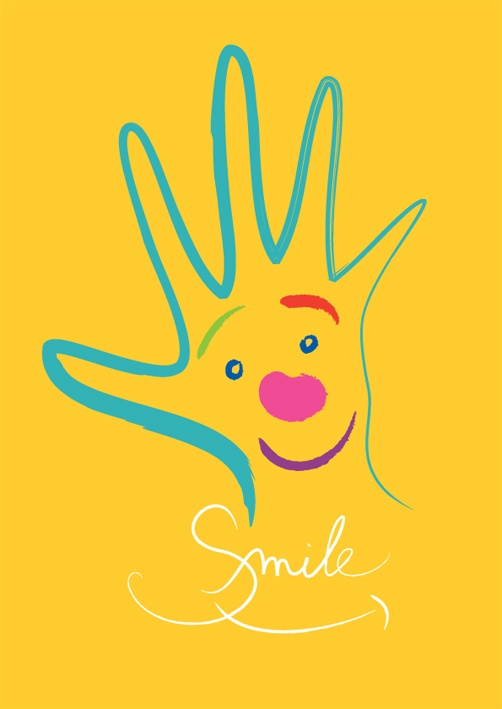 smile from France donated by cariou laurent by marek wysoczynski, via Behance