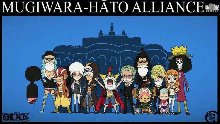 Mugiwawa-hàto Alliance