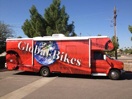 1000 Images About Camper Van Amp Trailers Wrapped On Pinterest