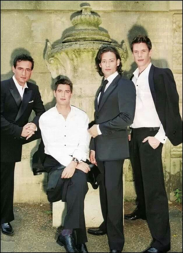 241 best images about il divo on pinterest fantasy springs resort casino pictures of and toronto - Il divo biography ...