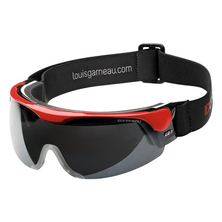 Lunettes de ski Louis Garneau Nordic Shield