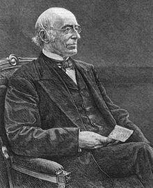 William Lloyd Garrison, a good role model to study.