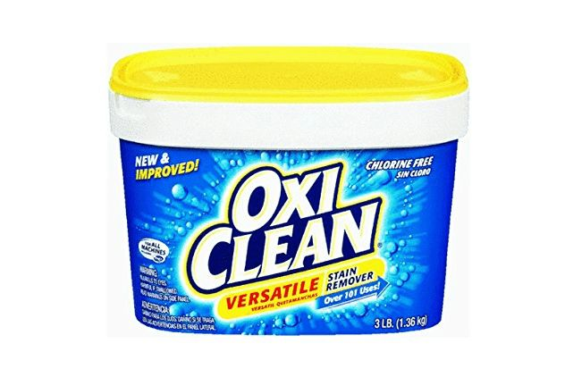 oxiclean tile grout cleaning