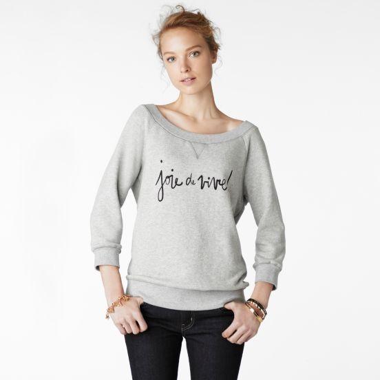 kate spade   garance dore studio pull over: Comfy Sweaters, Style, Joy Of Life, Studios Pull, Garanc Gold, Kate Spade, Dore Studios, Cute Sweatshirts, Hand Guarantee
