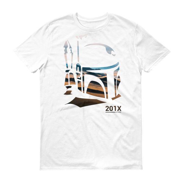 Bounty Hunter – 201X star wars t-shirt