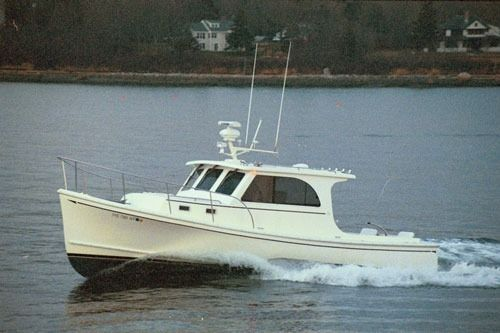 31ft duffy b zone downeast boats pinterest duffy for Downeast fishing gear