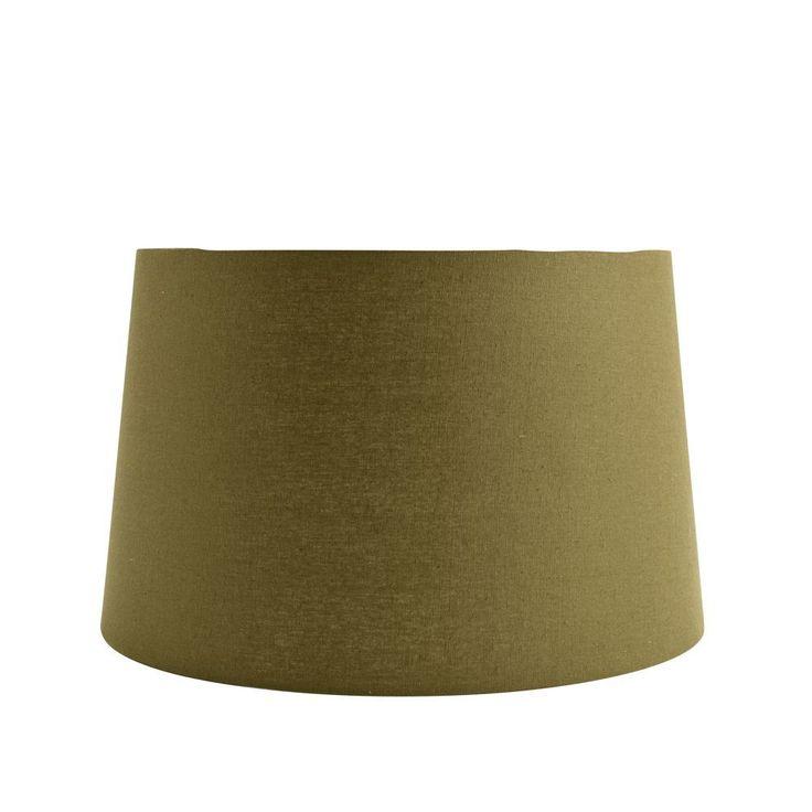 Mix and Match Dark Green Floor Lamp Shade