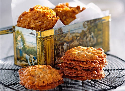 GF Anzac biscuits  - Better Homes and Gardens Au