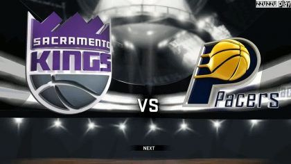 Sacramento Kings at Indiana Pacers Tickets